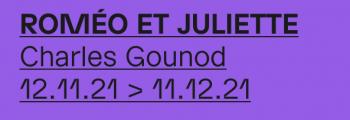 Roméo et Juliette – Opera Zuid